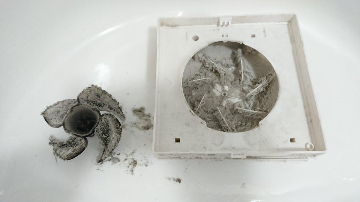 の 掃除 トイレ 換気扇