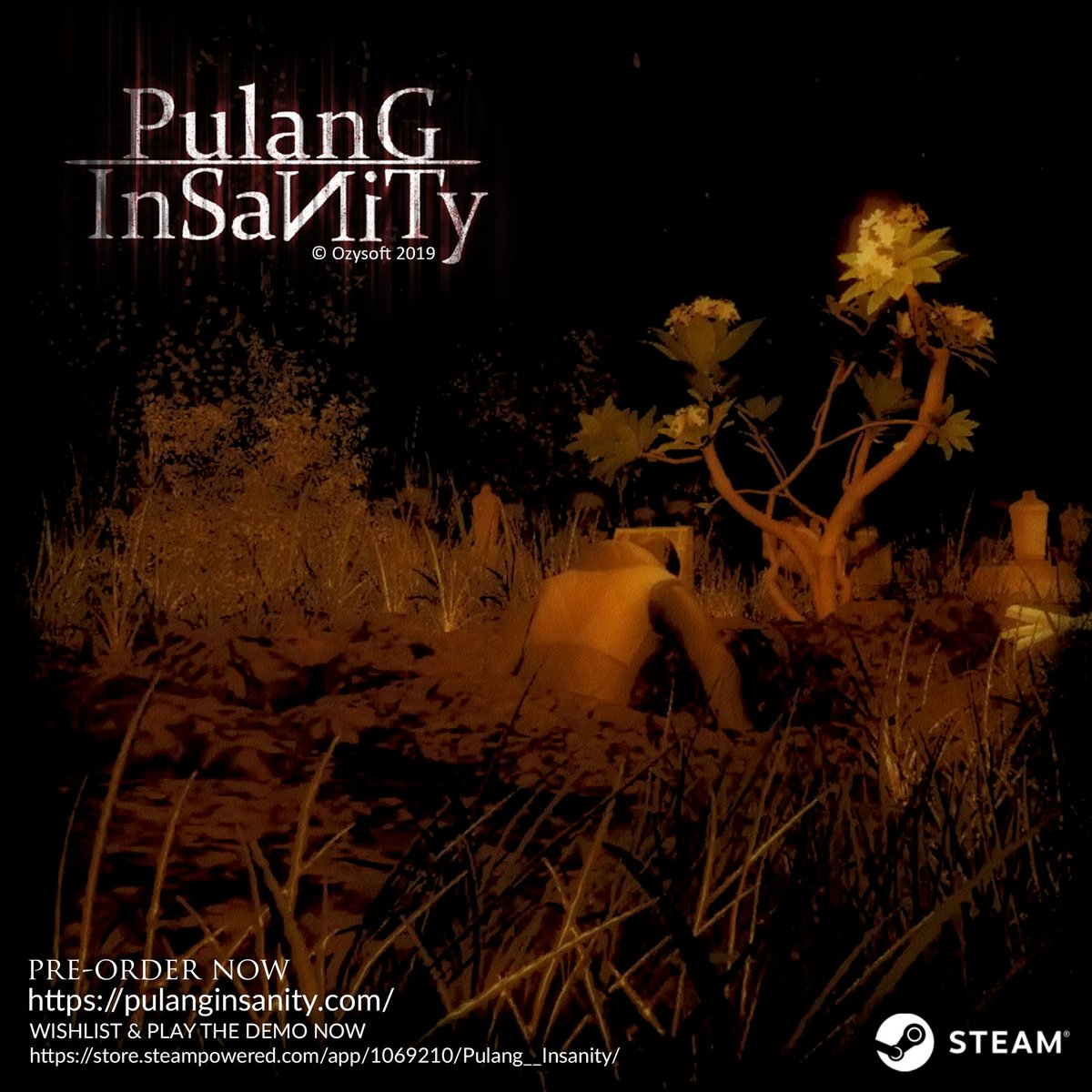 WISHLIST & PLAY THE DEMO NOW https://store.steampowered.com/app/1069210/Pulang__Insanity/ …  Website : http://pulanginsanity.com/   #EnterInsanity #ComingSoon #Games #Steam #Indonesia #horror #SurvivalHorror #PsychologicalHorror #pulanginsanity #NewDemoUpdatepic.twitter.com/JlVVNJTclS