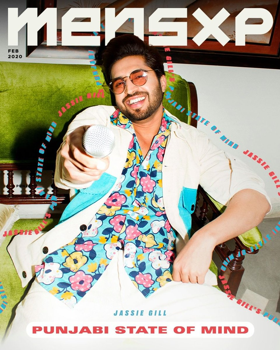 PROUD MOMENT! @jassiegill becomes the first PUNJABI ARTIST to feature on the cover of the renowned lifestyle magazine @MensXP #jandalitobollywood #jassiegill #teamspeedeyp #mensxp #cover #lifestylemagazine #pollywood #bollywoodpic.twitter.com/RipN1MK6m0