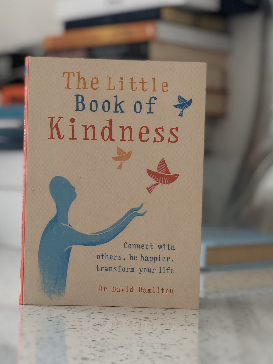 This is a gem of a book! Xx @DrDRHamilton xx #kindness #book #selfhelp
