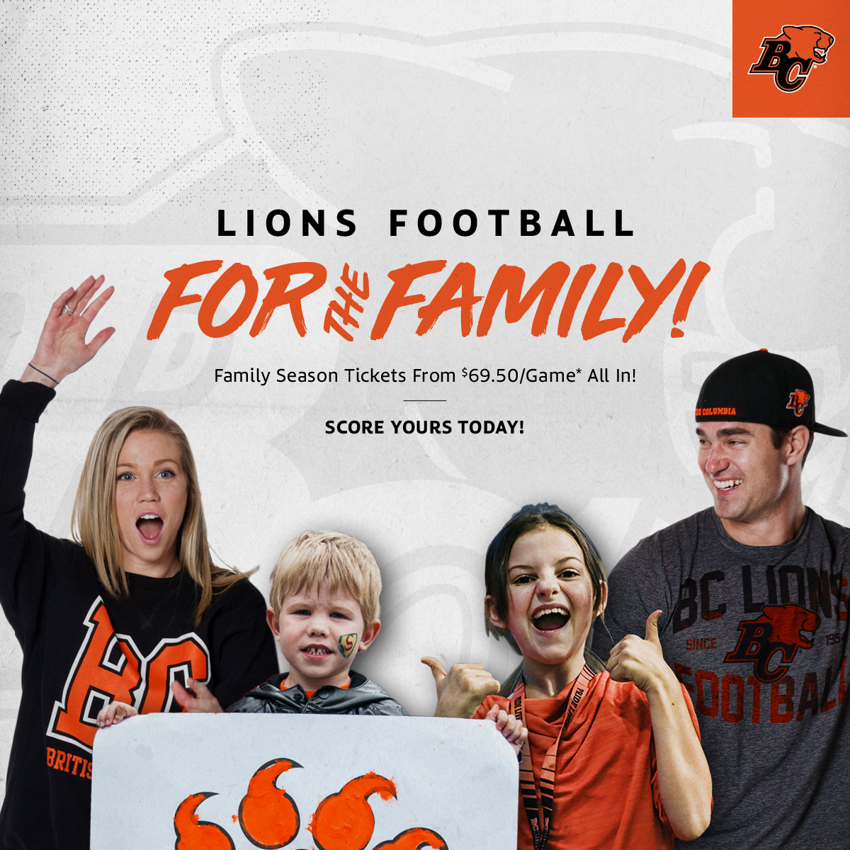 BC LIONS @BCLions