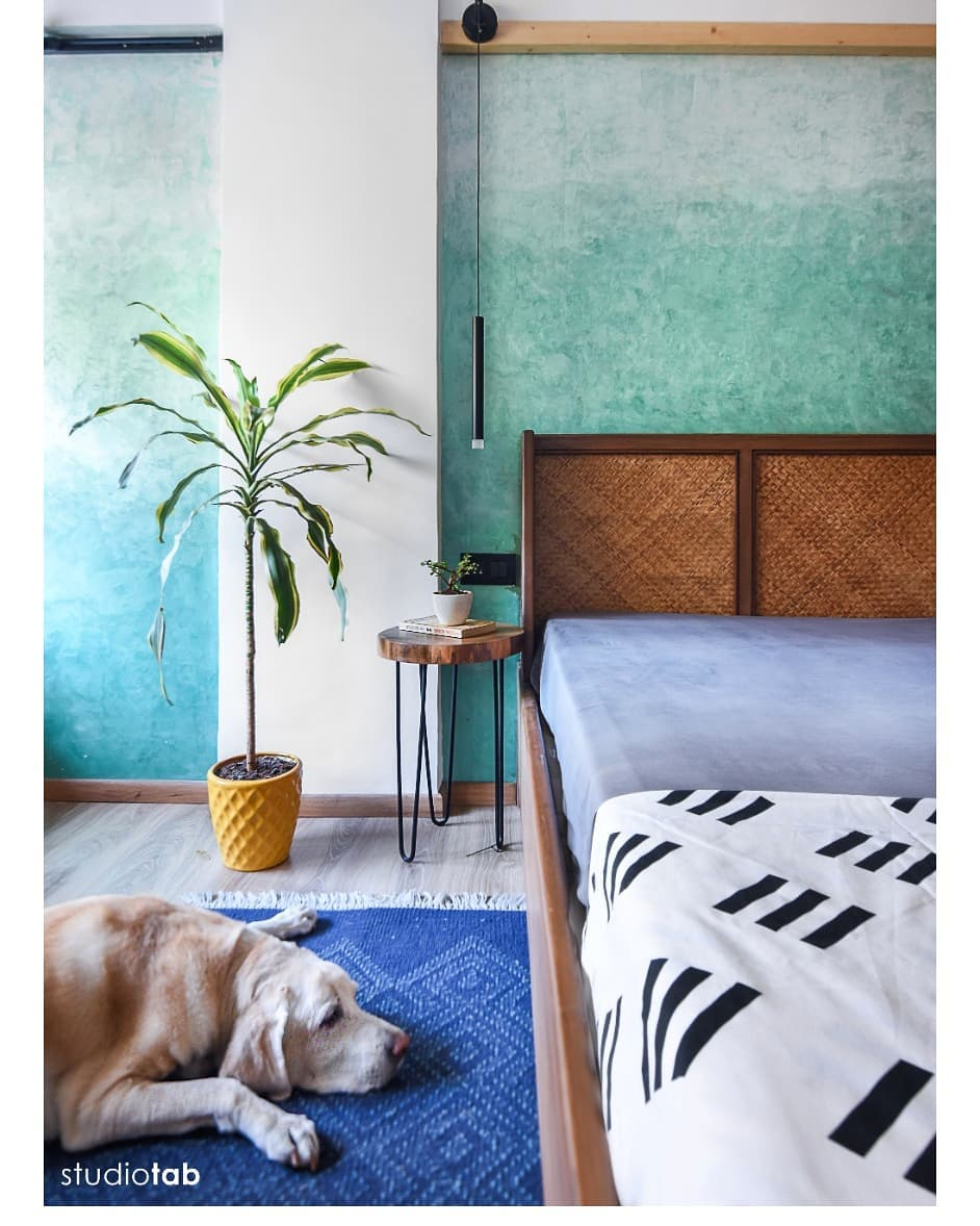 Tiny spaces, compact planning with oodles of flair, love, and sunshine. #architect #architecture #interior #interiordesign #apartmentliving #mumbai #bedroomdecor  #indianarchitect #instahome #instadesigner #labradoodlesofinstagram #bamboo #refurbished #designlovers #houseinteriorpic.twitter.com/NXNbJ4GEaN