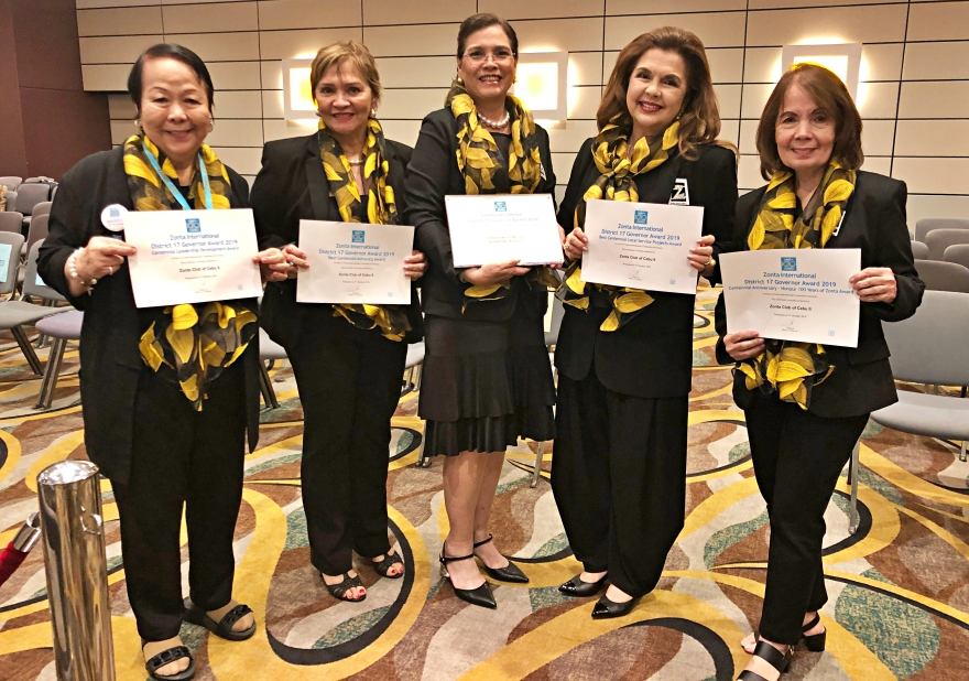 Empowering women through service and advocacy, the Zonta Club of Cebu II bagged numerous awards during its conference in Hong Kong. https://cebufinest.com/zonta-club-of-cebu-ii-reaps-awards-at-district-conference/…pic.twitter.com/p37MiSw45G