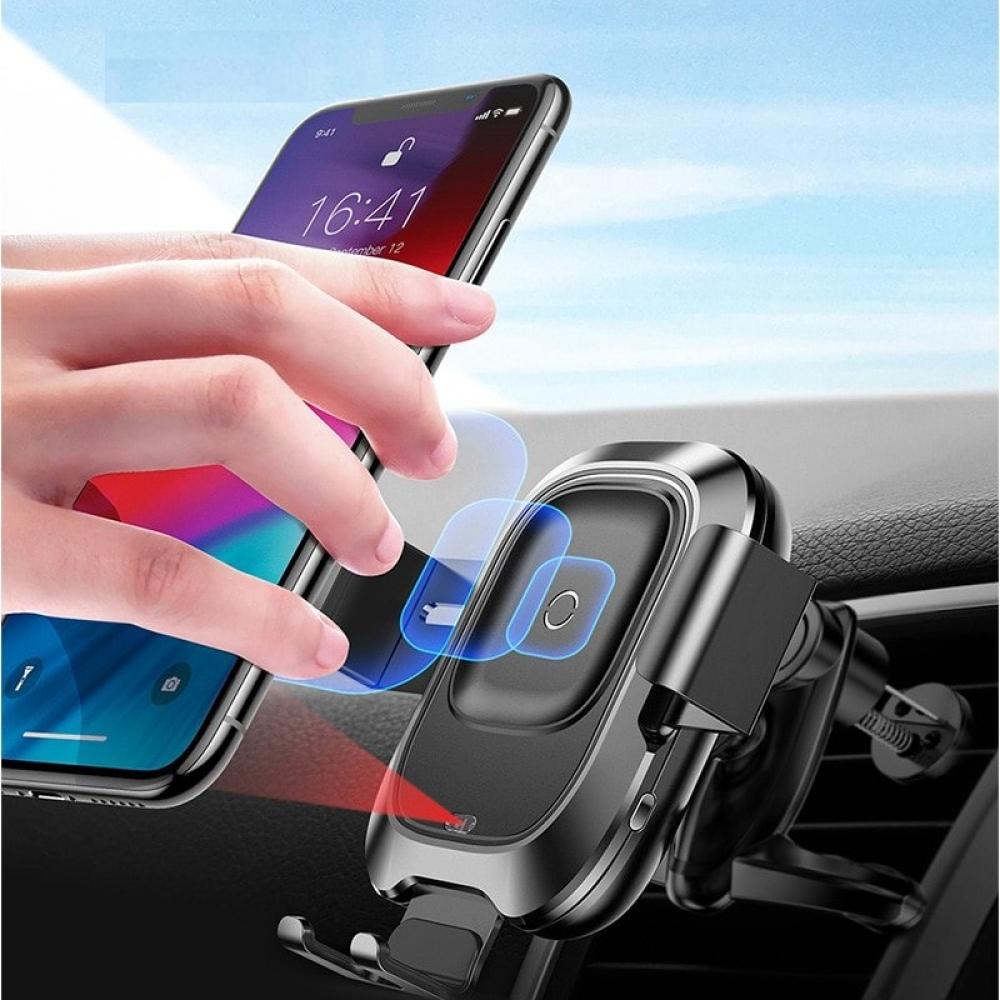 Baseus Intelligent-Qi Car Wireless Charger   View on website link http://bit.ly/2ndWdEz  #gadgets #techgadget #gadgetshop #smartgadget #appleaccessories #applewatch #technology #applelifestyle #appleaccessories #macbookair #iphoneaccessoriespic.twitter.com/ZSnrzwPhqv