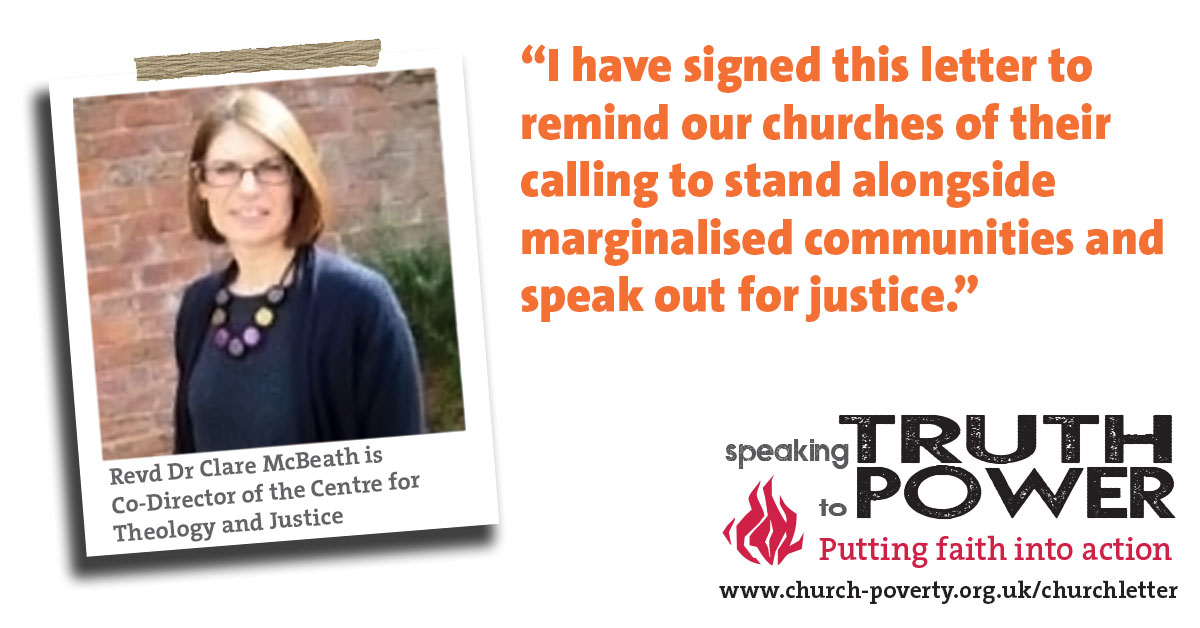 Churches must listen to the cry of the poor! This week we call on UK Churches to speak truth to power alongside people in poverty. Over 350 local church leaders have added their names. Read our letter, hear why people are signing, sign it yourself: http://www.church-poverty.org.uk/churchletter pic.twitter.com/6lwPM2MlQu