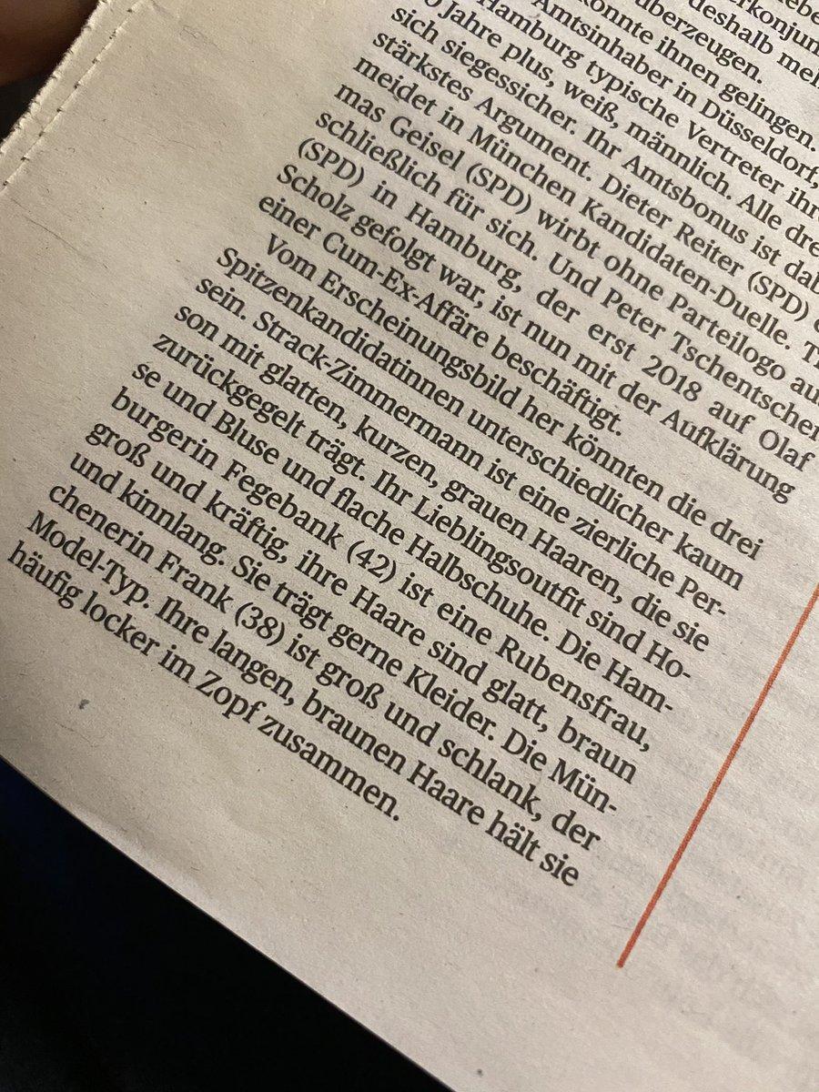 test Twitter Media - Hey @handelsblatt. Super, dass ihr groß darüber berichtet, dass Frauen die Rathäuser von @hamburg_de, @Duesseldorf und @muenchen erobern wollen. Aber statt über Kompetenzen zu sprechen kommt erstmal Äußerliches? Wie bitte? #really #becauseits2020 @WieVieleFrauen @SibylleKeupen https://t.co/jy7ERIdPqA