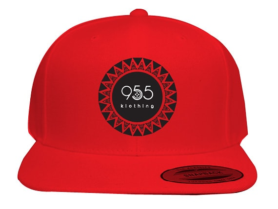Red snapback with velvet and tribal pattern logo #955klothing #streetwear #streetwearfashion #outfitoftheday #kenya #lookoftheday #fashion #nairobi #outfitinspo #outfitgoals #outfitinspiration #currentlywearing #lookbook #streetstyle #whatiwore #whatiworetoday #ootdshare #clothespic.twitter.com/xckewI5oqf
