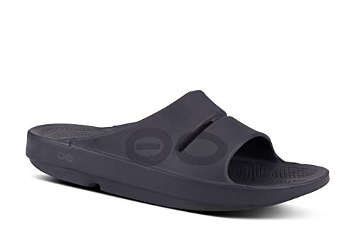 OOFOS - Unisex OOahh Sport - Post Run Recovery Slide Sandal - Matte Black - M8/W10 -  https:// home-sports-fitness.com/product/oofos- unisex-ooahh-sport-post-run-recovery-slide-sandal-matte-black-m8-w10/?wpwautoposter=1582008576  … <br>http://pic.twitter.com/9PIIi5tXSk
