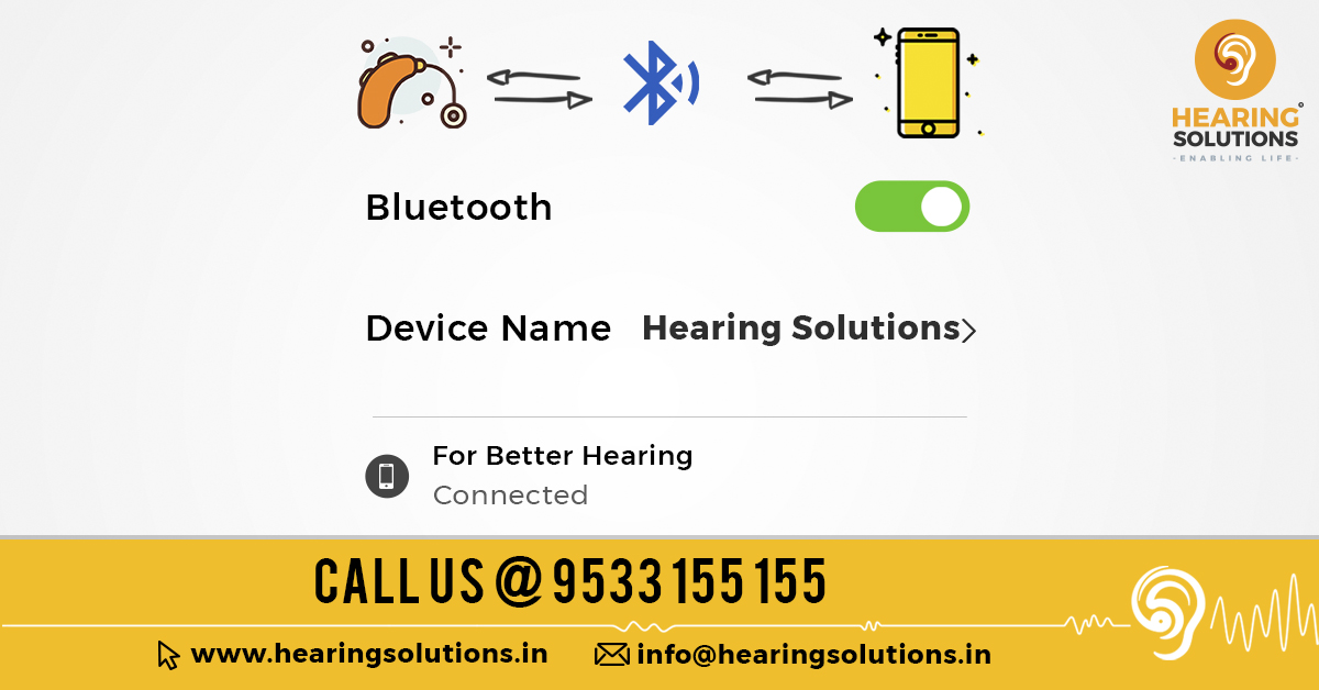 Stay connected as you always with your Mobile which can lead to better Hearing. Call us now at 95331 55155 or Log in https://bit.ly/2ujuFS1 #hearingsolutions #hearingloss #health #audiology #hearingaids #hearingexperts #hearinglossawareness #ears #technologylover #India #lovepic.twitter.com/GZaRJy6Vvj