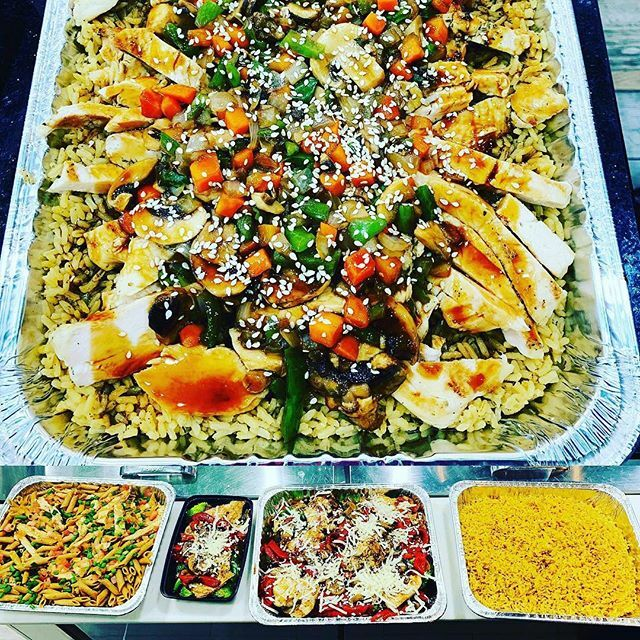 Catering done affordable and right. They'll never know it was healthy! @mmgsugarland  Starting as low as $6.50 per person.  #photooftheday, #picoftheday, #20likes, #igers, #tweegram, #instalike, #bestoftheday, #popularpic, #instacool, #instagood, #instad…