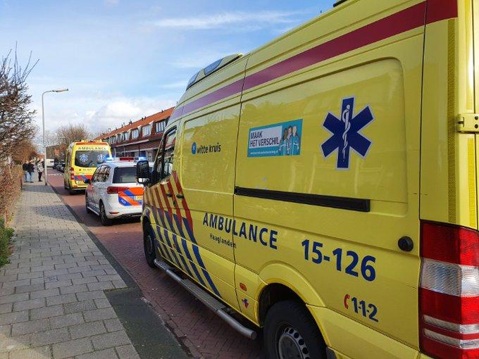 Naaldwijk Medische noodsituatie in woning Traumahelikopter tp. https://t.co/YAm16S4bBb
