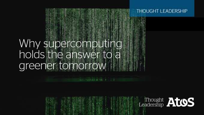 Bringing #HPC and #AI together means problems can be solved more sustainably. Discover more...
