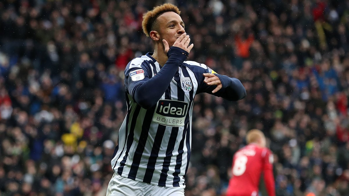 One word to describe @CallumRobinson7s start to life at The Hawthorns ________________ #TuesdayThoughts | #WBA