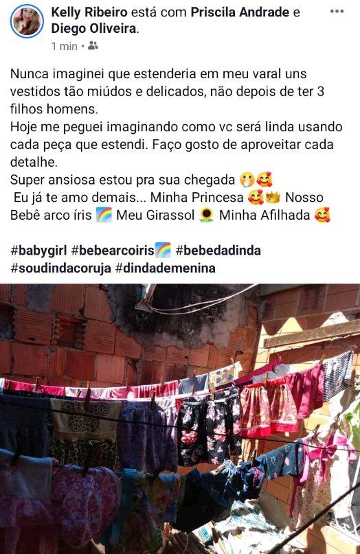 #babygirl #dindademenina #dindacoruja #bebearcoiris #meugirassol