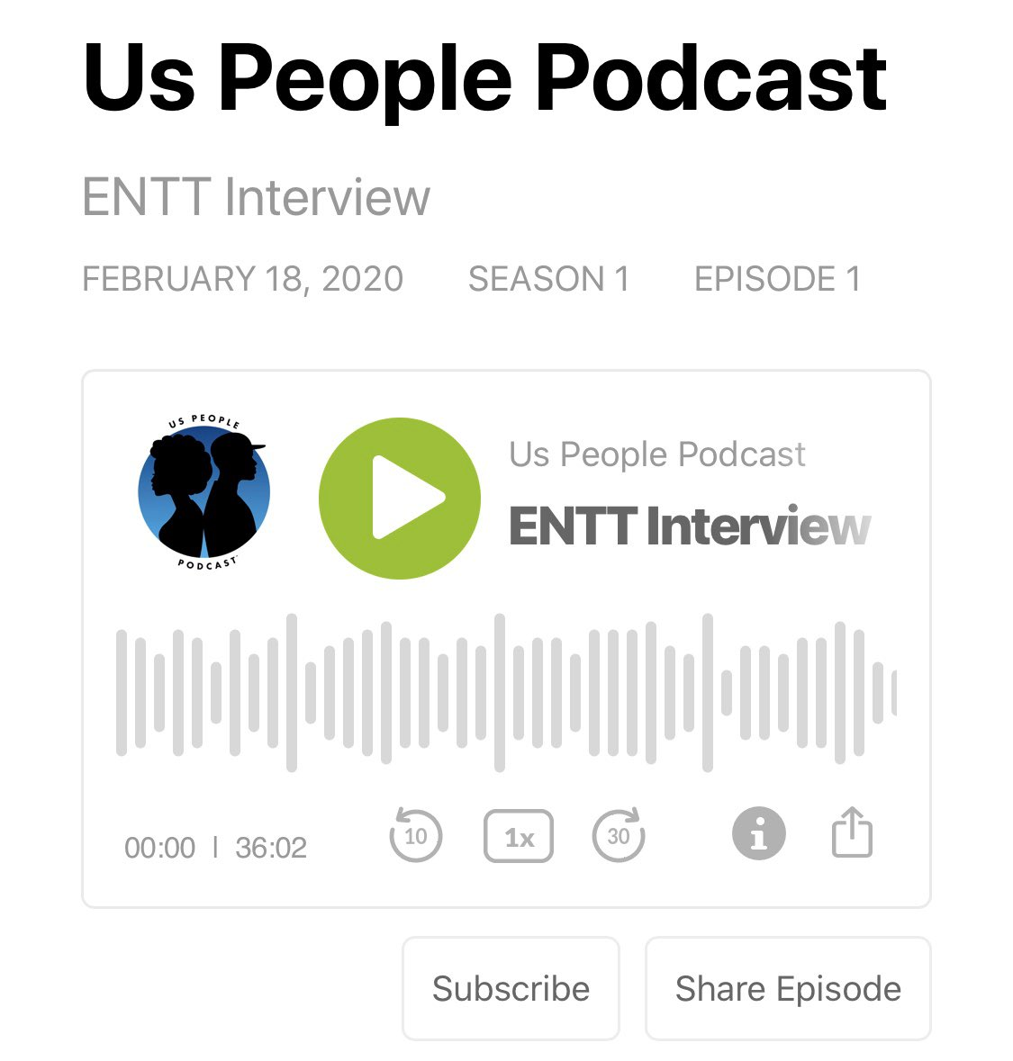 We are very pleased to say our interview on @UsPeoplePodcast with @SaviaRocks is out now!! You can listen and download here;  #ENTT #new #music #interview #trending #RT #tweet #COEPIO #like #follow #debut #EP #london #TuesdayThoughts #audio