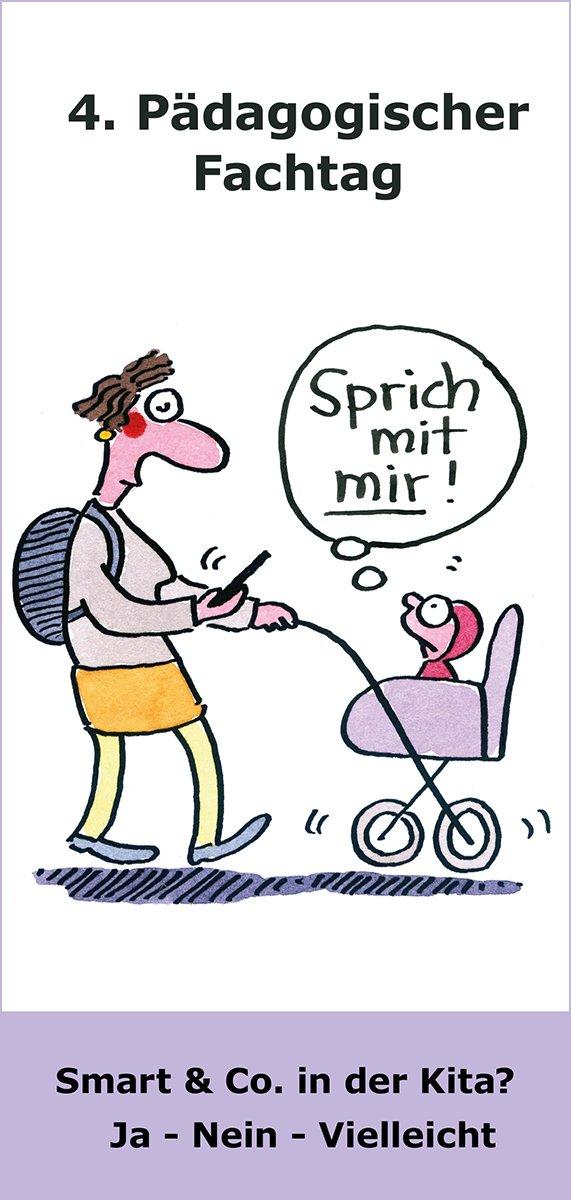 4. Pädagogischer Fachtag:  Smart & Co. in der Kita? Ja - Nein - Vielleicht  Fr., 24.04.2020, 09-17 Uhr Hochschule Niederrhein, MG Kosten: 85,00 €  Veranst.: Kath. Forum / Kath. Beratungszentrum /    Familienbildungsstätte / Hochschule Niederrhein Flyer: http://hsnr.de/fb06pic.twitter.com/xtghivhnbo
