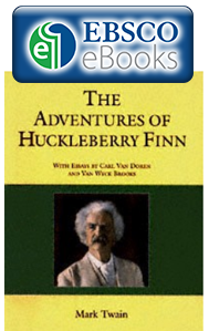 "Mark Twain publishes ""The Adventures of Huckleberry Finn"" #OTD 1885. Read the e-book available anytime in the EBSCO E-Books e-resource! https://e-resources.powerlibrary.org/ext/validateglobal.php?cid=ECONTENT&lid=PL7321&dataid=1751 … #huckleberryfinn #marktwain #books #powerlibrary"