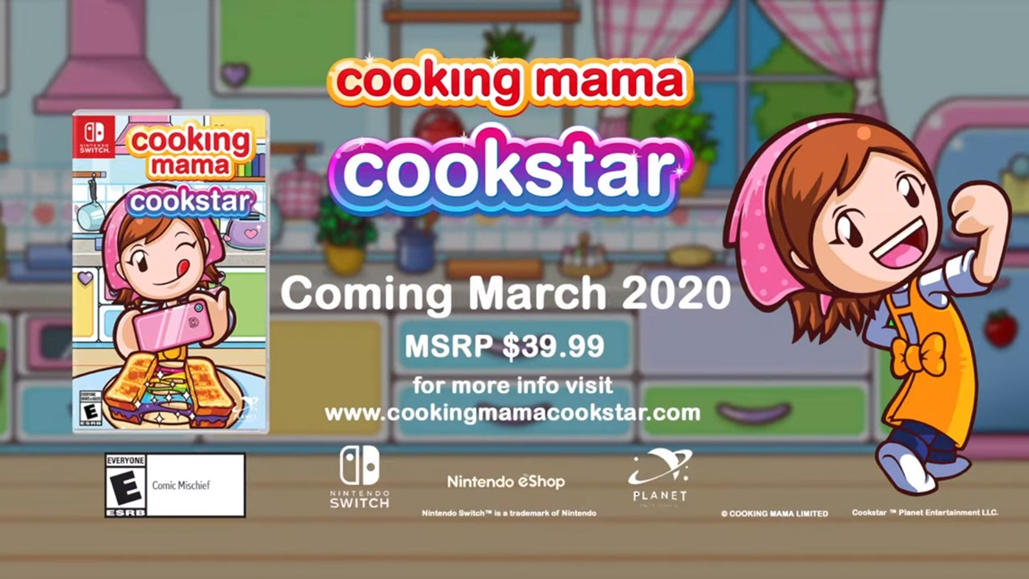 Cooking Mama: Cookstar debut trailer shows March 2020 release window https://nintendoeverything.com/cooking-mama-cookstar-debut-trailer-shows-march-2020-release-window/ …