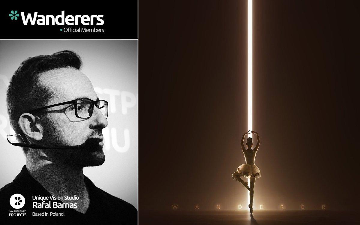 *Wanderers - Rafal Barnas. . Visit The Artist:  . Be a *Wanderer.  . #vwartclub #3dart #gallery #3dartists #rendering #visualization #archviz #3dsmax #vray #coronarenderer #photoshop