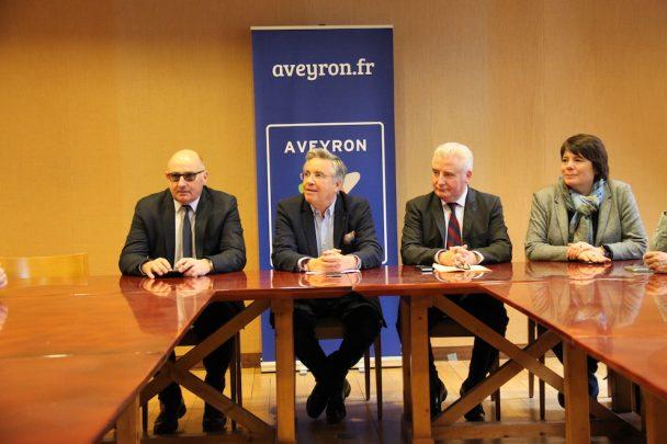 L'Aveyron occupe le salon de l'Agriculture https://www.media12.fr/laveyron-occupe-le-salon-de-lagriculture/…pic.twitter.com/4YD0D4vAXN