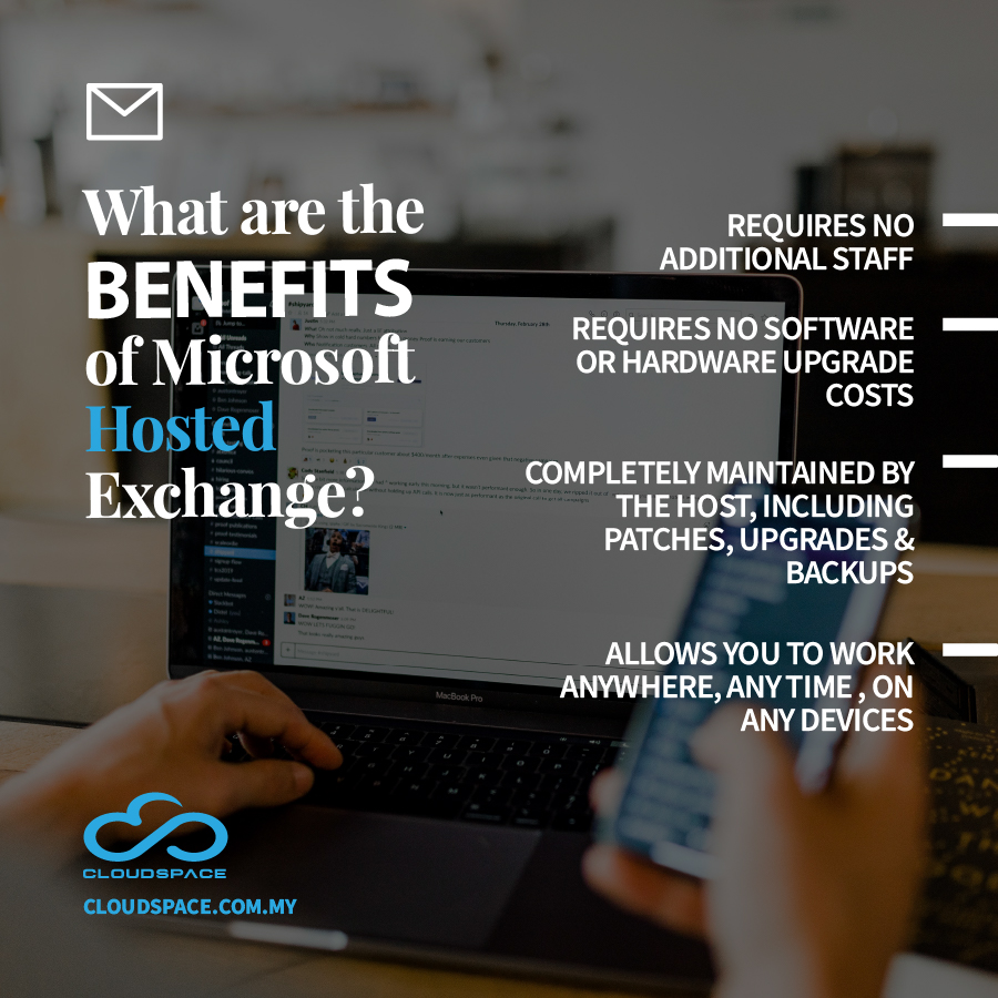 What are the BENEFITS of Microsoft Hosted Exchange?  #microsoftexchange #emailsolutions #exchangeemail #hostedmicrosoftexchange #hostedexchangeserver #hostedexchange #emailexchangepic.twitter.com/O61lrI88db