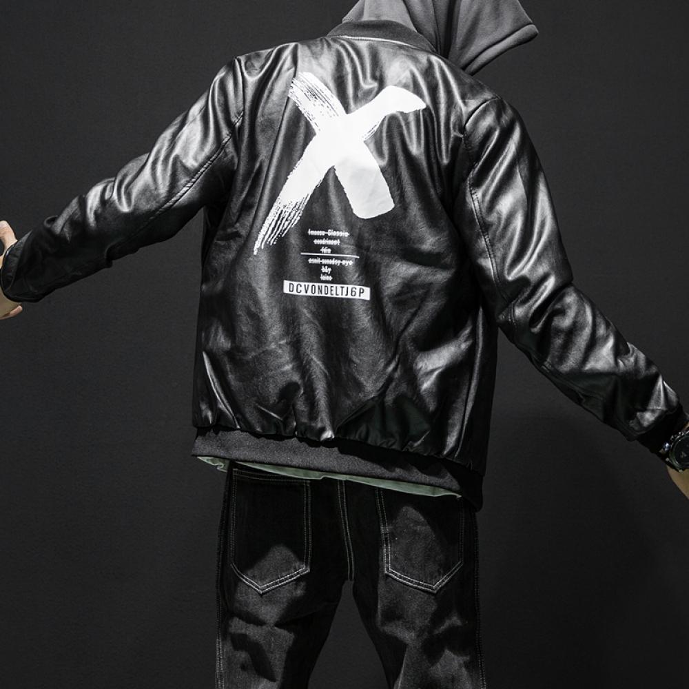 Men's PU Leather Jacket  https://xytrendclub.com/mens-pu-leather-jacket/… . . . #outfitgrid#wdywt#simplefits#bestgridoutfit#bestofstreertwear#hoodies pic.twitter.com/MLh8ASvaWe