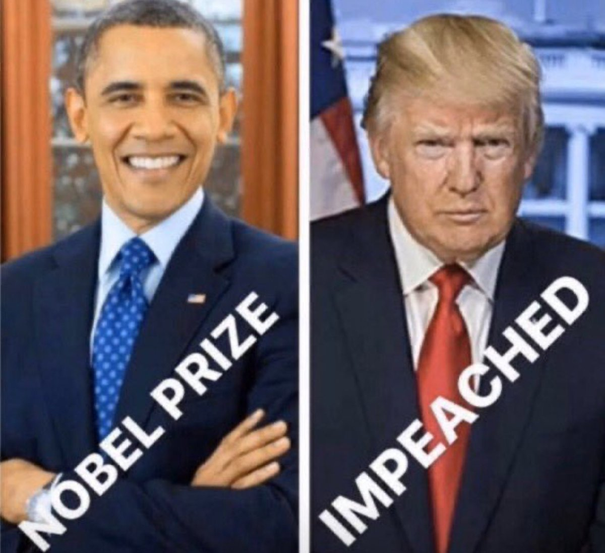 #ObamaOutdidTrump?  Who has heard of the Nobel Prize?  @BarackObama, the U.S. Constitution needs you!<br>http://pic.twitter.com/l7UWSVC6or