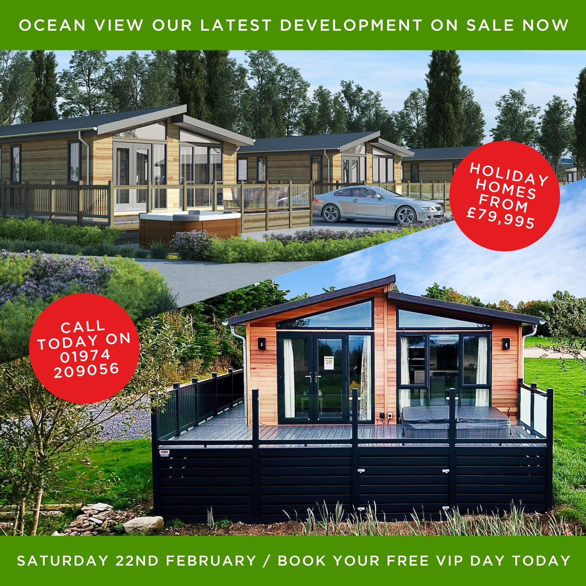 #TravelTuesdayA perfect opportunity to visit our luxury Muskoka lodge on the stunning new development Ocean View at Seven Springs Park! Join Luxury Lodge Group for the season open day on the 22nd February 2020!#newdevelopment #luxurylodge #oceanview #aspire #muskoka