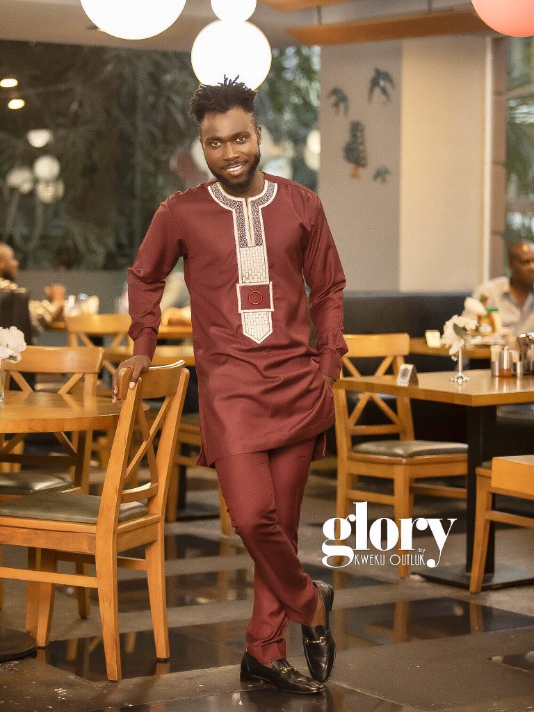 Keep it simple but 'GLORY'iousCall /whatsapp 0241218266 to order