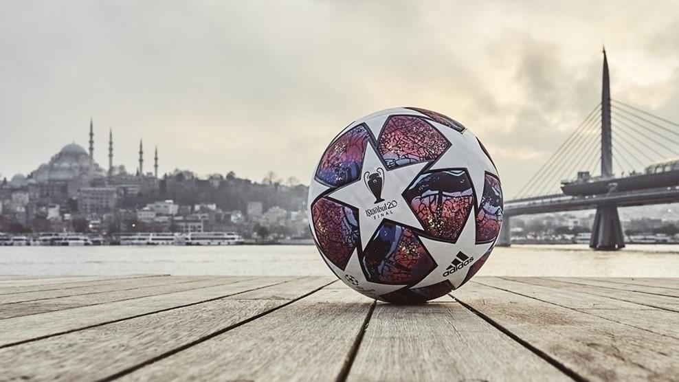 LdC : le ballon de la finale dévoilé par l'UEFA