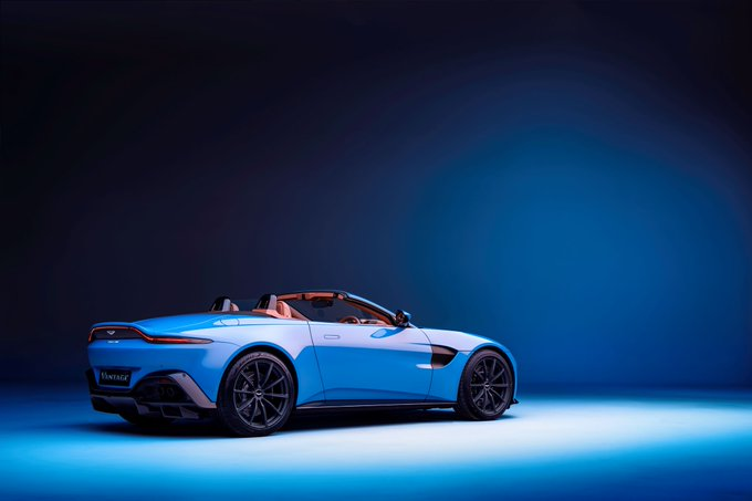 Continuing the Vantage legacy of…