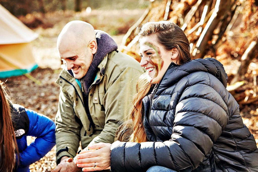 Very proud to announce that @laurabingham93 & I have teamed up with #CampWilderness (@escapetothewild) put on a 5-day #bushcraft #summer #camp for kids. The perfect antidote this coming summer for child smartphone addicts... 😬🥵🔥 link in bio... 👍🏻🥳 campwilderness.co.uk
