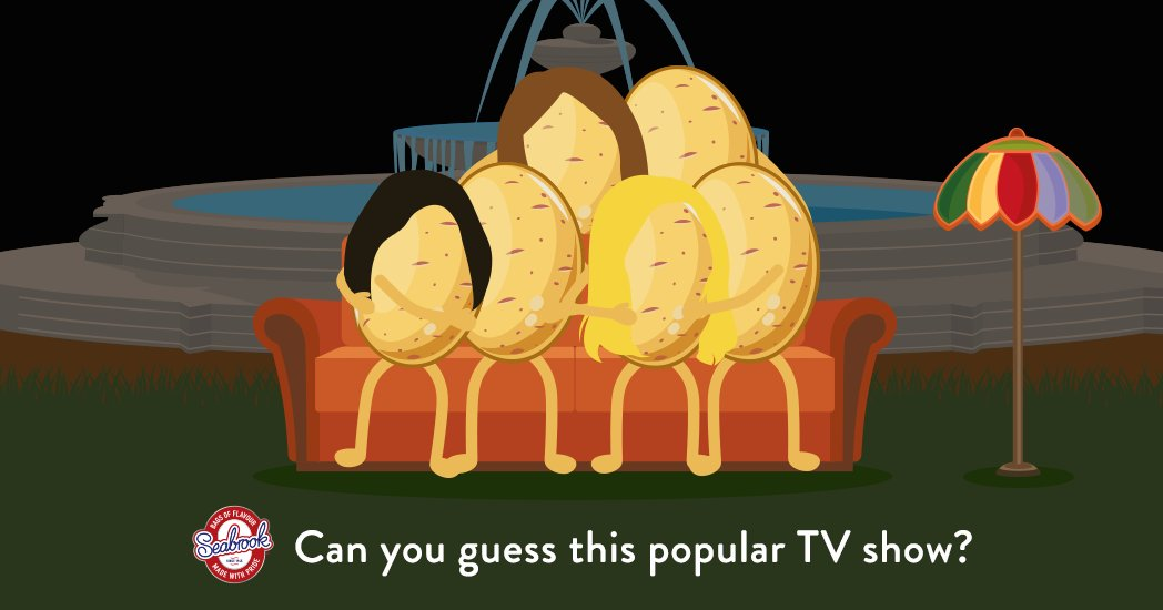 Television Tuesday! Which popular TV Show has been given a crispy twist?