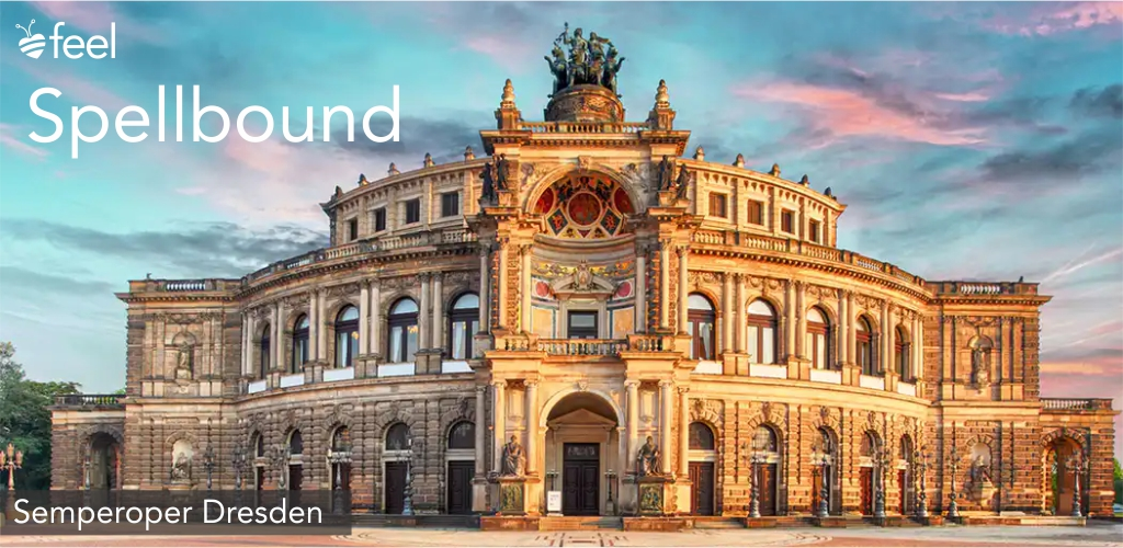 The Semperoper is a magnificent opera house located near the river Elbe in Dresden. To explore http://feel-a.pl/Semperoper  #FeelAPLace #Travel #Semperoper #Dreseden #Germany #Operapic.twitter.com/svMn96tp0d