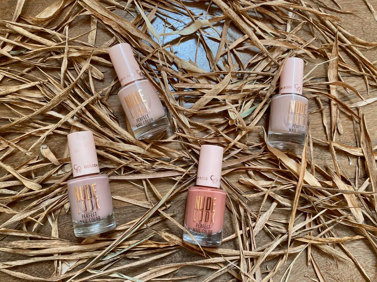 Nude Look Perfect Nail Color Series#GoldenRose #NVcosmetics #SriLanka #Turkey #COSMETICS #NailColor #NudeLook #NEWpic.twitter.com/n5BswhTjmt