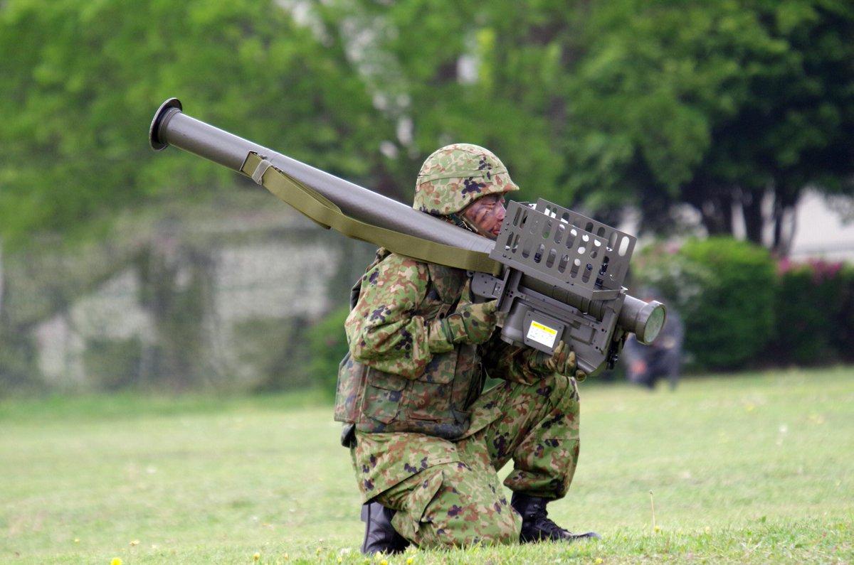 """টুইটারে A.B.C.T.: """"93式近距離地対空誘導弾(通称近SAM)は ..."""