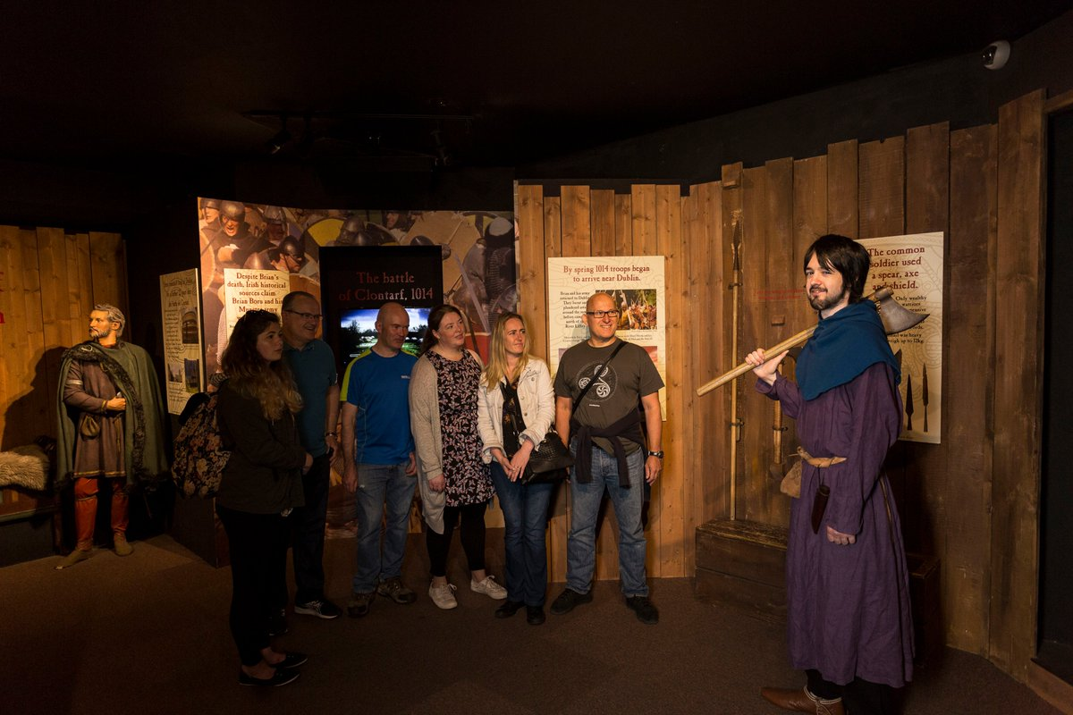 Last few spots remaining on our Culture & Heritage Course! Passionate about being a tour guide or having a career in Tourism? Well if so then this is your chance to apply to our Cultural & Heritage Studies (QQI Major 5 Award) course where you'll learn how! #training #education pic.twitter.com/Q0g3RSDabR