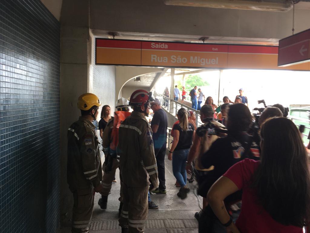 Replying to @DiarioPE: Grande Recife reforça linhas de ônibus após o acidente no Metrô