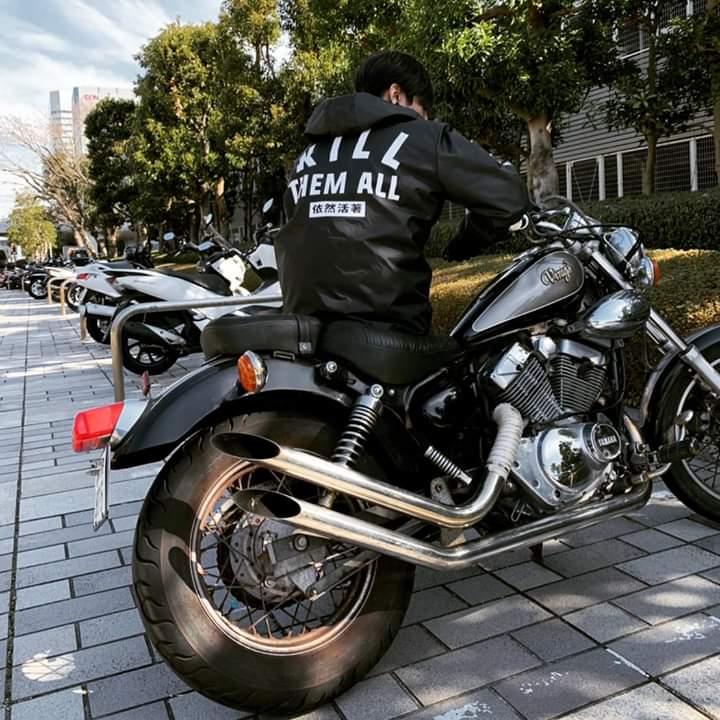 Thanks @jokerspite  #Repost #iaintoanother #IntoAnother #kill #jacket #streetwear #streetthailand #เสื้อผ้าชาย #เสื้อผ้าผู้ชาย #เสื้อผู้ชาย #แจ็คเก็ตpic.twitter.com/4P4DBWdb5R