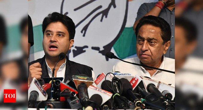 Kamal Nath denies being angry with Jyotiraditya Scindia http://toi.in/KXjqmY61/a24gk