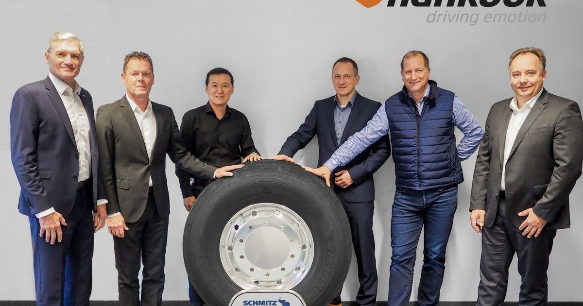 Schmitz Cargobull /Hankook: Partnerschaft verlängert http://dlvr.it/RQFxCCpic.twitter.com/YLbJBGMmPZ