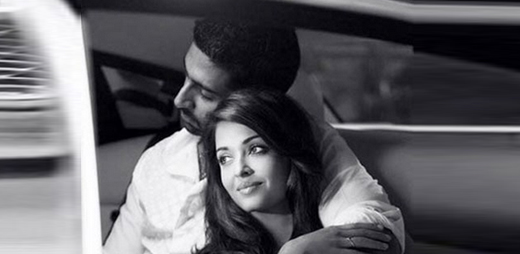 """#AishwaryaRaiBachchan: """"Communication is extremely important in a relationship. There will be agreements and disagreements. But it's important to keep the communication going. Abhishek has been wonderful to respect that."""" #AbhishekBachchan #CelebRelationshipQuotes"""