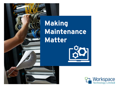 test Twitter Media - Our latest eBook is available: Making Maintenance Matter #datacentremaintenancehttps://www.workspace-technology.com/wp-content/uploads/2020/01/18.02.20-February-eBook-Maintenance.pdf https://t.co/S0SpWuhovR