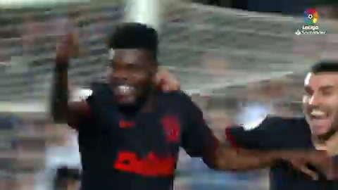 🚀 Thomas Partey is just unstoppable... 🚀 ❤️ @atletienglish ❤️