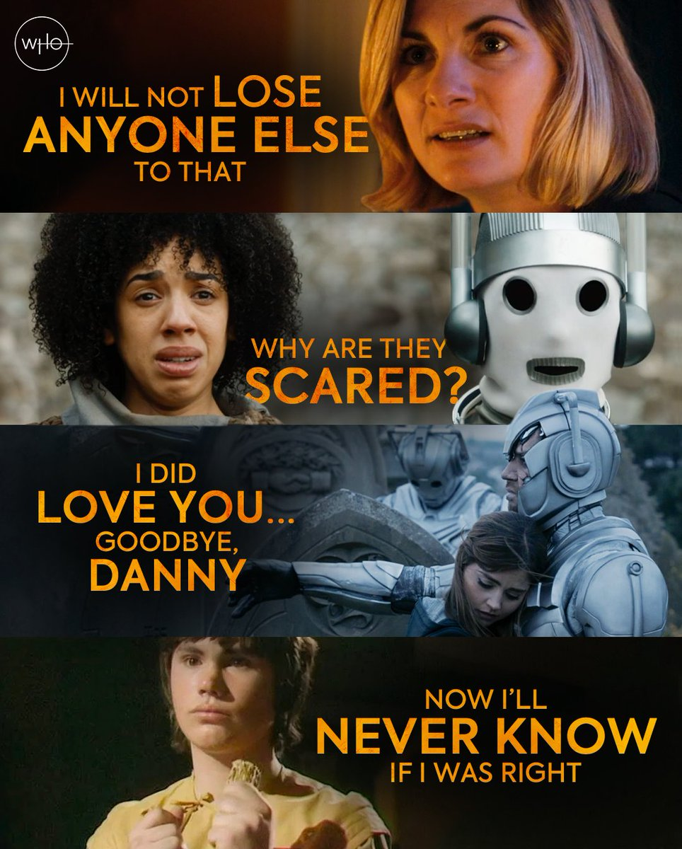 Never again 💔 #DoctorWho