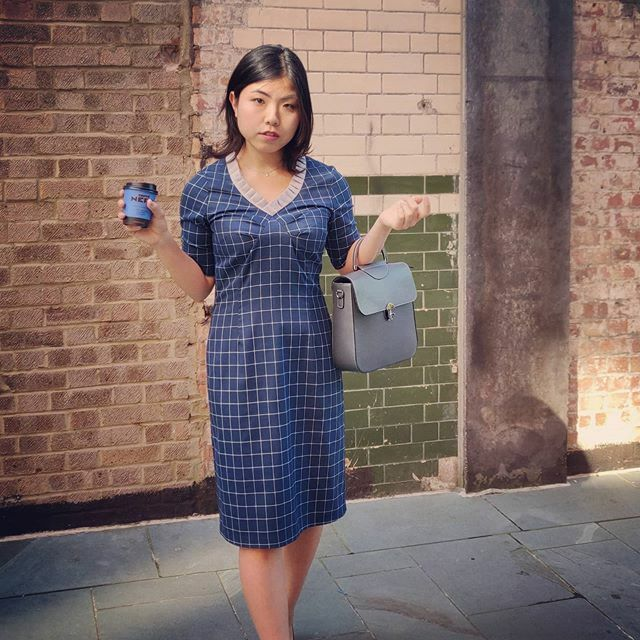 When the coffee cup matches your dress you can't ignore the perfect Instagram moment  . . . #instagood #instamoment #workstyle #bluedress #coffee #momentsofchic #lagomfashion https://ift.tt/39PDRglpic.twitter.com/2gGXtMYu3J