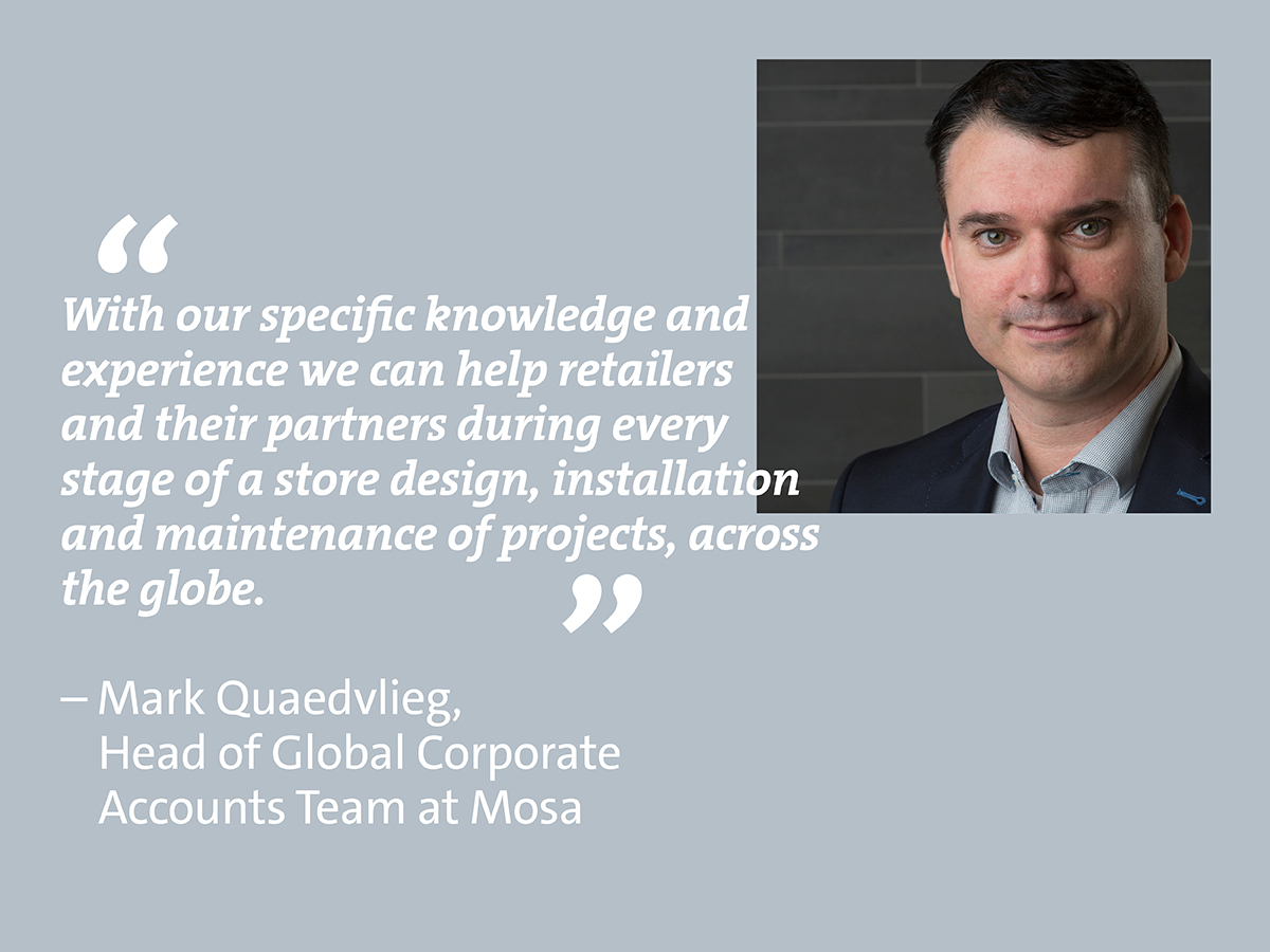 Mosa A Twitter The Mosa Global Corporate Accounts Team Supports Retailers In The Creation Of Their Corporate Identity And Supports In The Management Of Operational Costs During The Global Roll Out Of A