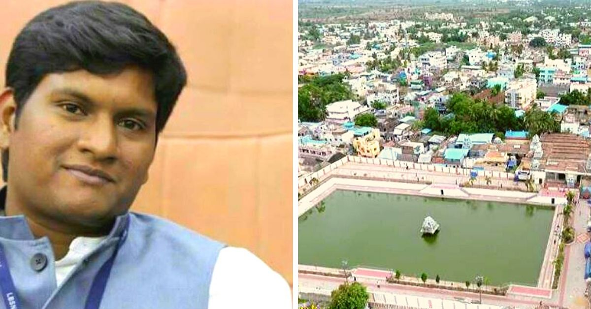 https://www.thebetterindia.com/215876/ias-hero-puducherry-water-lake-bund-pond-restore-chola-dynasty-history-drought-unsung-hero-india-gop94/ … Learning From The Cholas, IAS Officer Restores 178 Water Bodies in 3 Months!