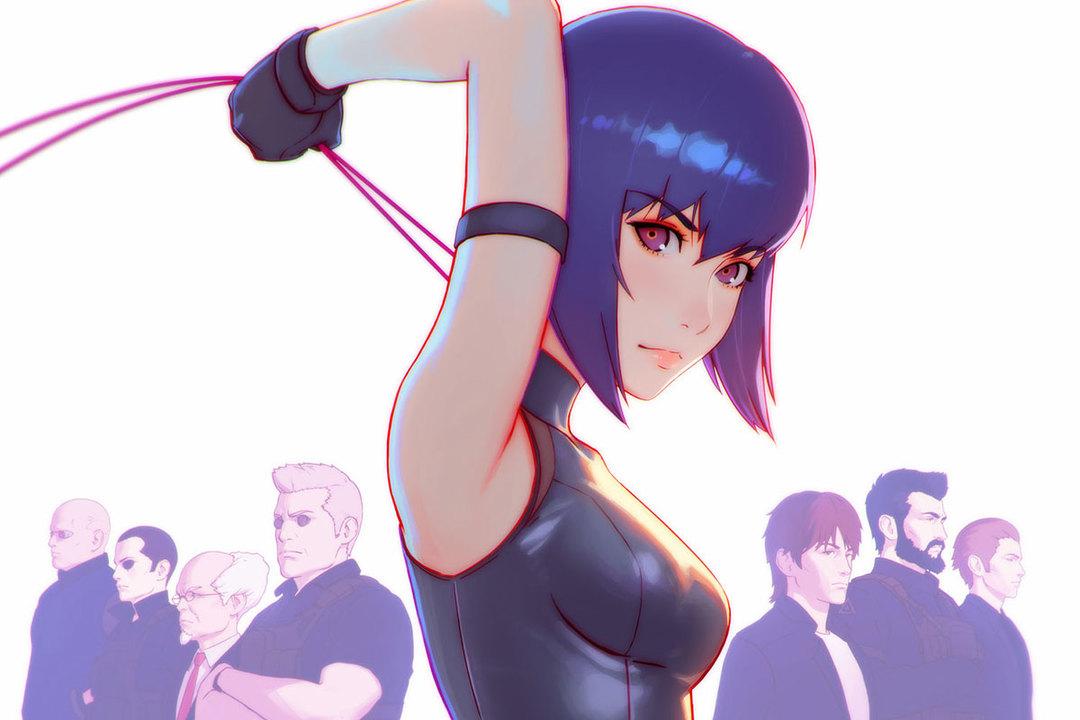 『攻殻機動隊』は未来ではなく現在を切り取ったアニメ。神山健治監督にインタビュー