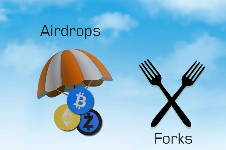 Figuring Out the Difference Between Airdrops And Forks  If you've been following airdrop listing, then you must have figured out how airdrops are different from cryptocurrency forks.  https://clinkcareer.com/figuring-out-the-difference-between-airdrops-and-forks/…  #AirdropListing, #ICOListing, #Eventlistingpic.twitter.com/iDmsj1M1li